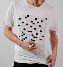 เสื้อยืดคอกลม ผู้ใหญ่ - สีอ่อน - พิมพ์ขนาด A4